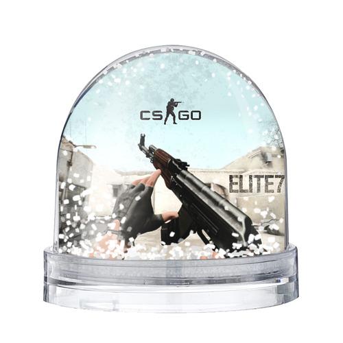 Водяной шар со снегом Counter Strike