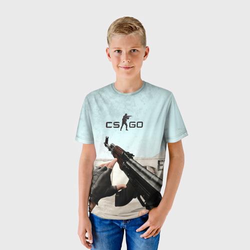 Детская футболка 3D Counter Strike