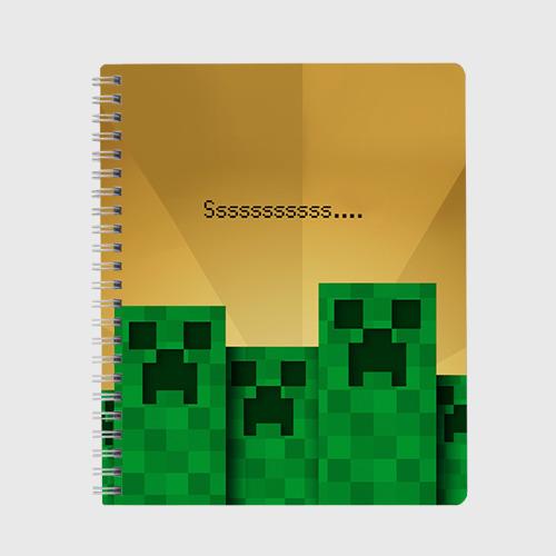 Тетрадь Minecraft Фото 01