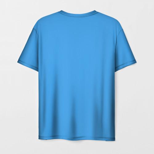 Мужская футболка 3D Minecraft Фото 01