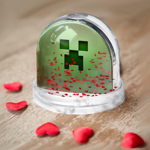 Водяной шар  Фото 03, Minecraft