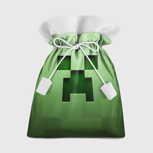 Подарочный 3D мешок Minecraft от Всемайки