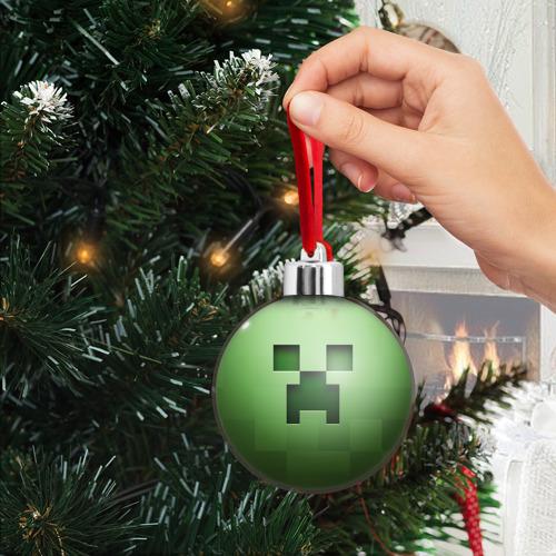 Ёлочный шар  Фото 03, Minecraft