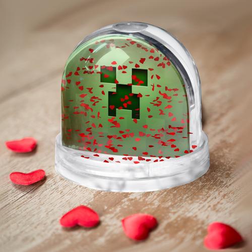 Водяной шар  Фото 04, Minecraft