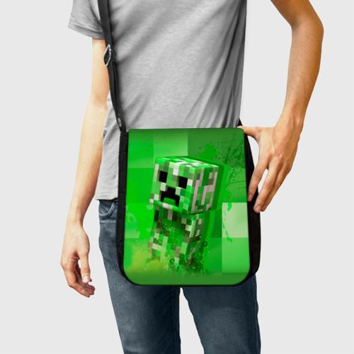 Сумка через плечо Minecraft Фото 01