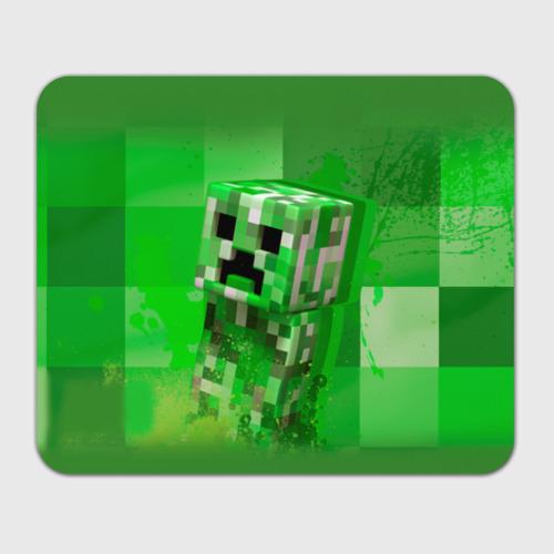 Коврик для мышки прямоугольный Minecraft Фото 01
