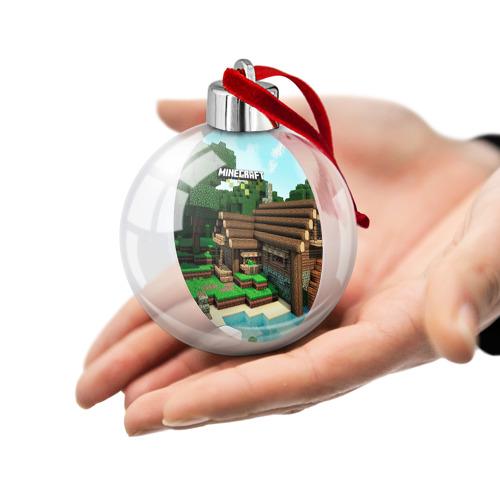 Ёлочный шар  Фото 02, Minecraft