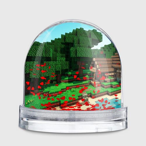 Водяной шар  Фото 02, Minecraft