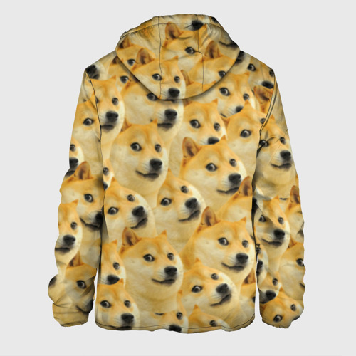 Мужская куртка 3D  Фото 02, Doge