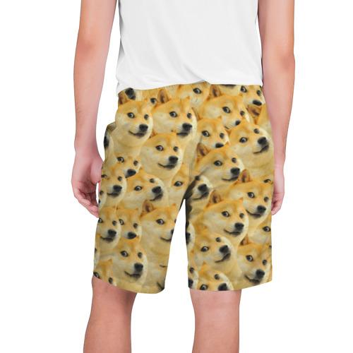 Мужские шорты 3D Doge Фото 01