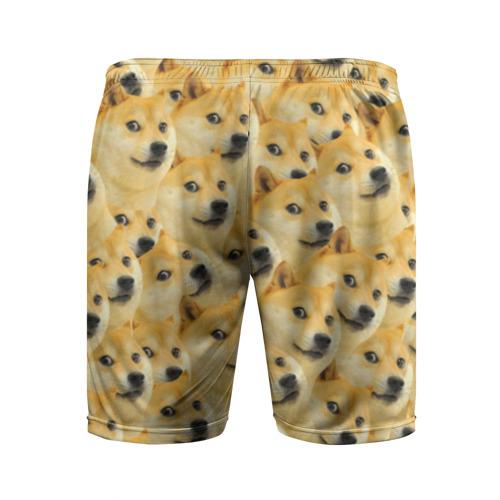 Мужские шорты спортивные Doge Фото 01