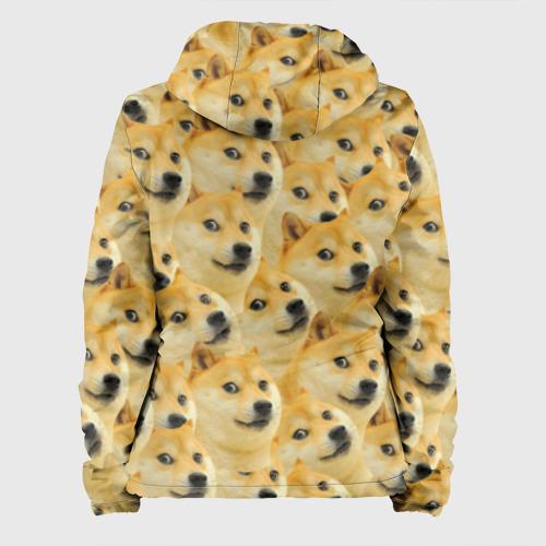 Женская куртка 3D  Фото 02, Doge