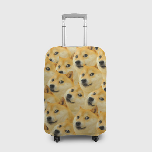 Чехол для чемодана 3D Doge Фото 01