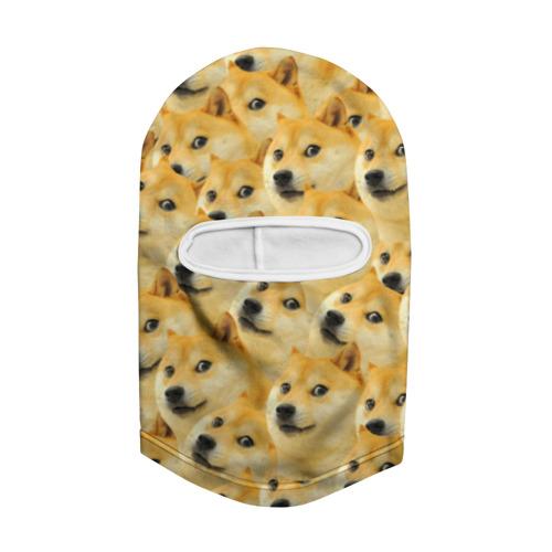 Балаклава 3D Doge