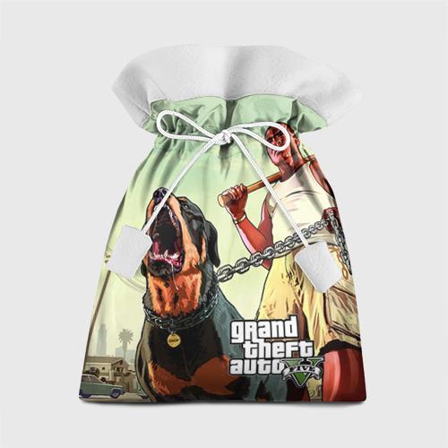 Подарочный 3D мешок GTA