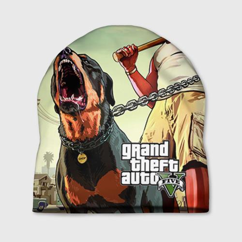 Шапка 3D GTA