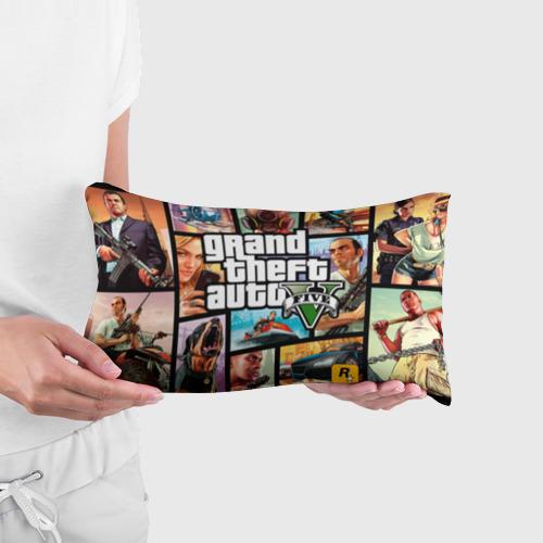 Подушка 3D антистресс GTA Фото 01