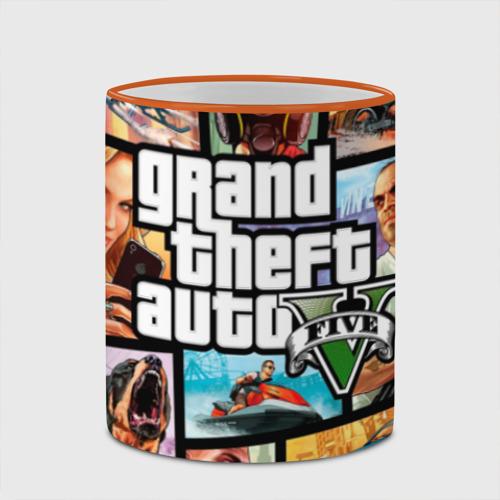 Кружка с полной запечаткой GTA Фото 01