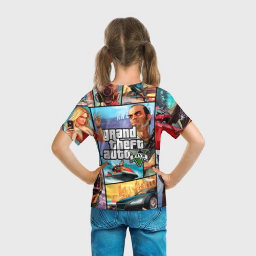 Детская футболка 3D 'GTA'