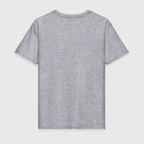 Мужская футболка хлопок Кот Пушин Фото 01