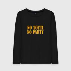 No Totti, No party