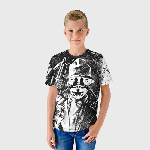 Детская футболка 3D Роршах