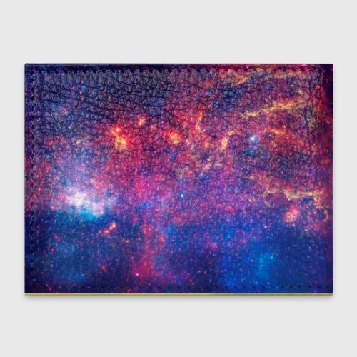 Обложка для студенческого билета Космос Фото 01