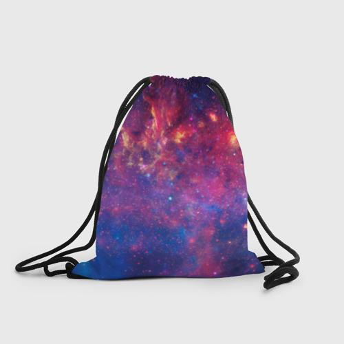 Рюкзак-мешок 3D Космос