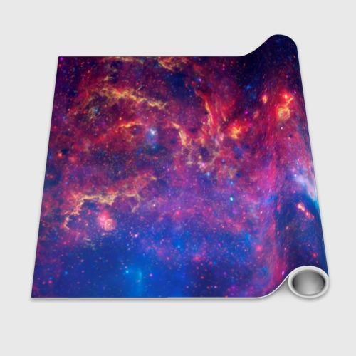 Бумага для упаковки 3D Космос Фото 01