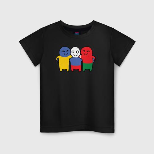 Россия, Украина, Беларусь