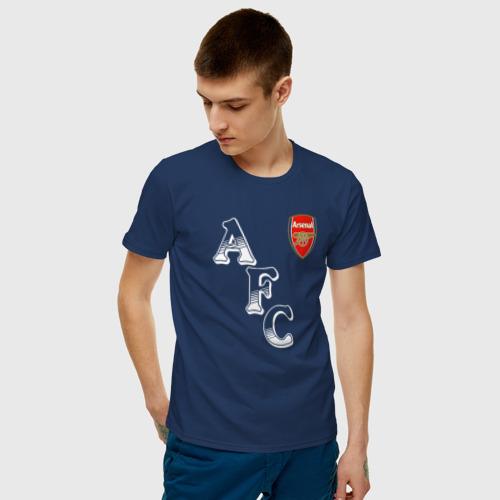 Мужская футболка хлопок  Фото 03, AFC
