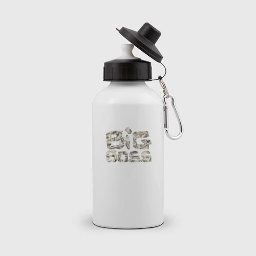 Бутылка спортивная Big boss