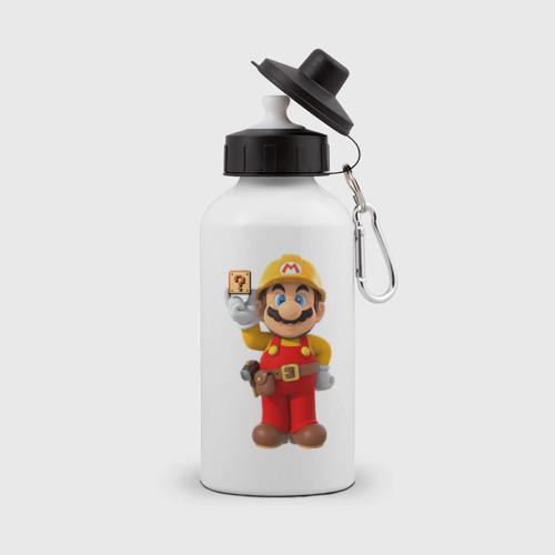 Бутылка спортивная  Фото 01, Super Mario