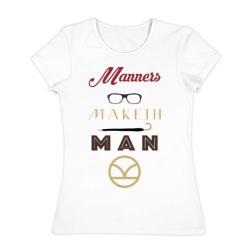Manners Maketh Man [Kingsman]