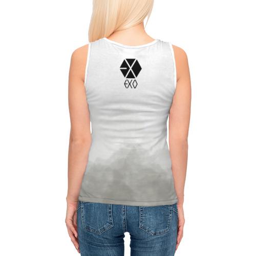 Женская майка 3D  Фото 04, Exo