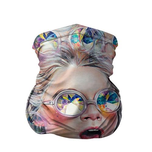 Бандана-труба 3D Девушка
