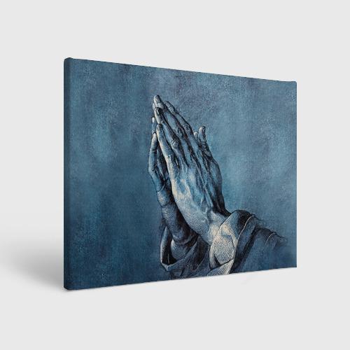 Холст прямоугольный  Фото 01, Руки