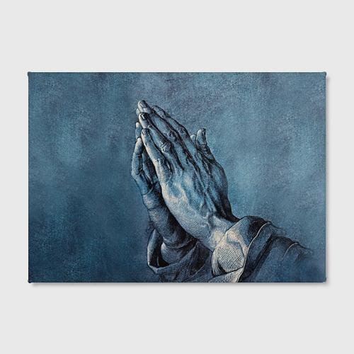 Холст прямоугольный  Фото 02, Руки