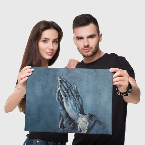 Холст прямоугольный  Фото 05, Руки