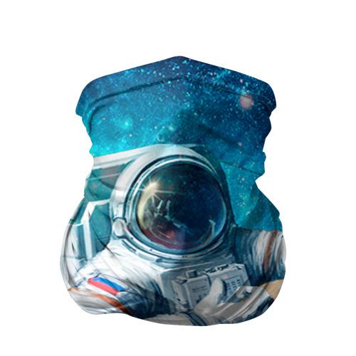 Бандана-труба 3D Космонавт с гитарой