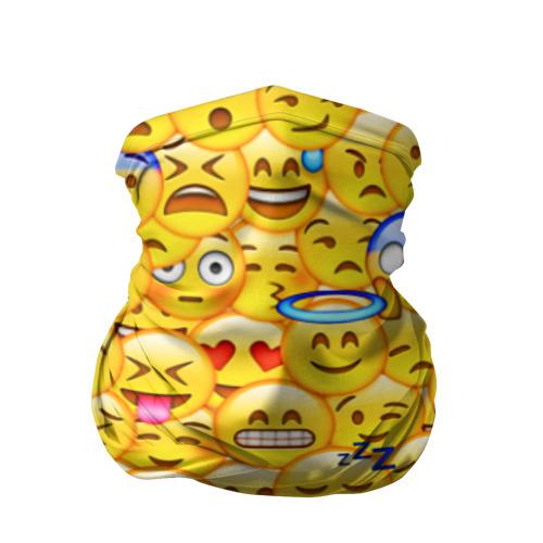Бандана-труба 3D Emoji