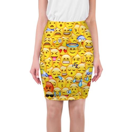 Юбка 3D Emoji