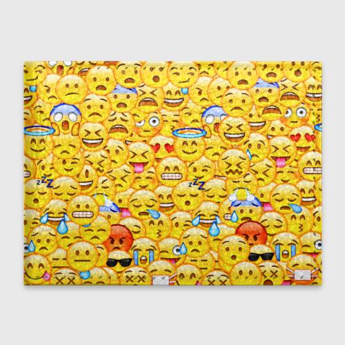 Обложка для студенческого билета  Фото 01, Emoji