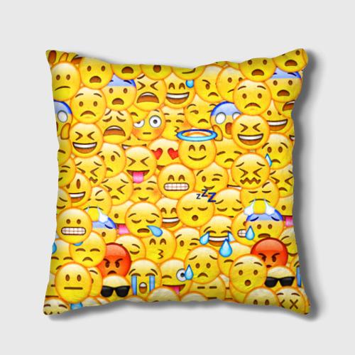 Подушка 3D Emoji от Всемайки