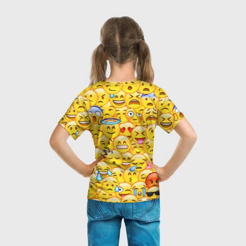 Детская футболка 3D Emoji Фото 01