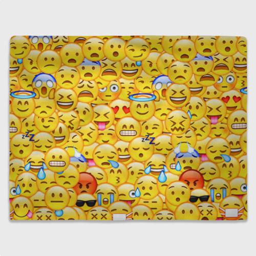 Плед 3D  Фото 03, Emoji