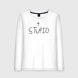 Green Day Stupid Baseball Tee