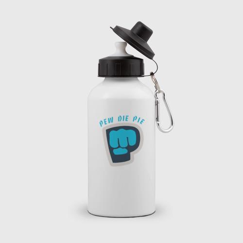 Бутылка спортивная Pew Die Pie