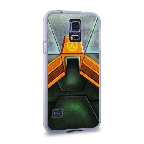 Чехол для Samsung Galaxy S5 силиконовый  Фото 02, Костюм Гордона Фримена