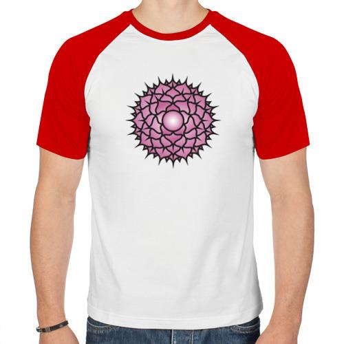 Мужская футболка реглан  Фото 01, Сахасрара